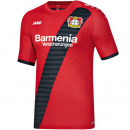 Bayer 04 Bayer Away Jersey 17/18
